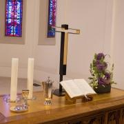Gottesdienst, Altar