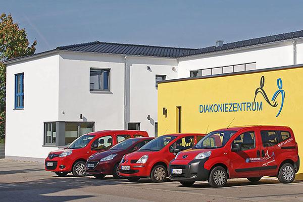 Diakoniezentrum Linkenheim