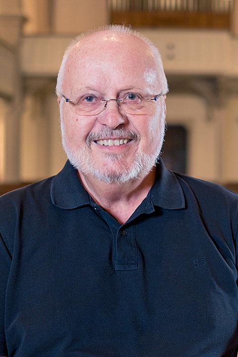 Gerhard Mäckle - stellv. Vorsitzender des Kirchengemeinderates