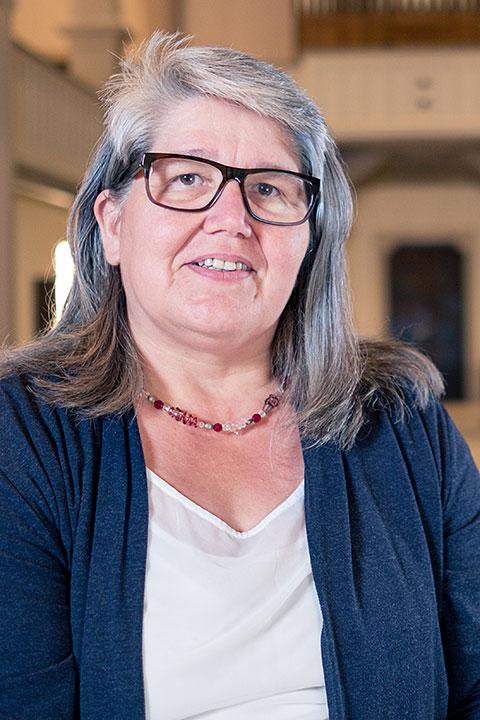 Iris Butzer - Mitglied im Kirchengemeinderat