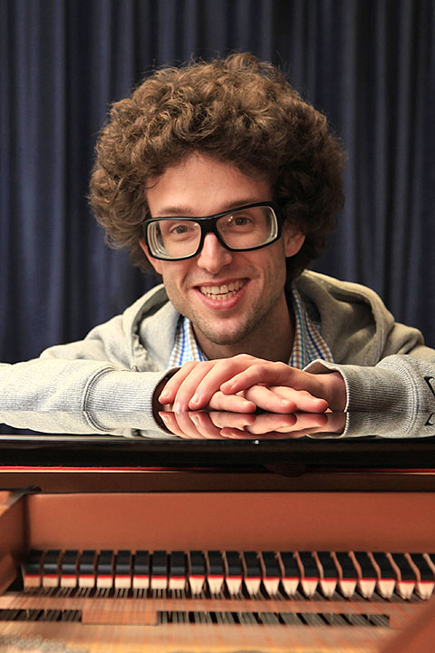 Johannes Link - Kantor für Popularmusik