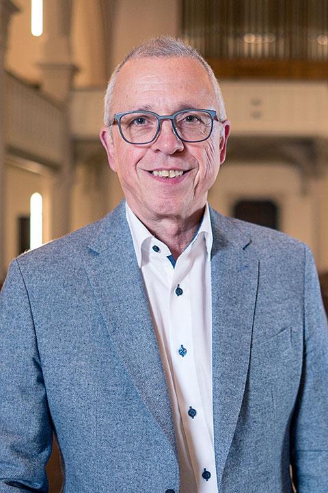 Rüdiger Heger - Vorsitzender des Kirchengemeinderates