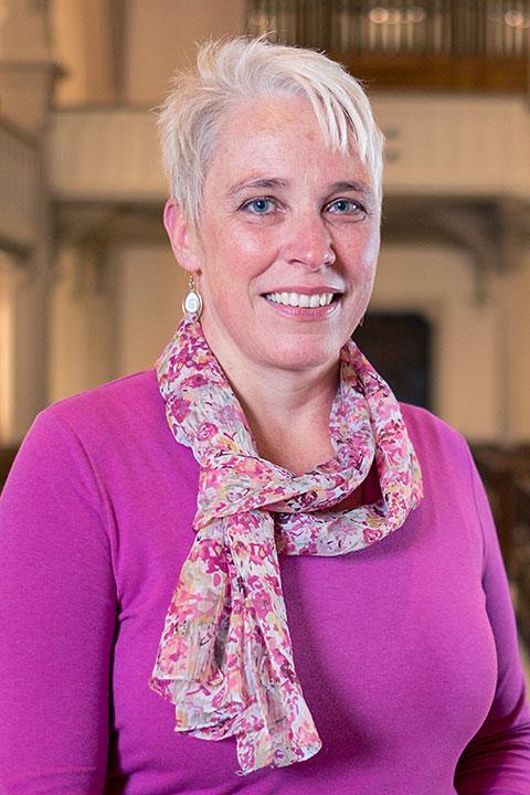 Yvonne Bär - Mitglied im Kirchengemeinderat
