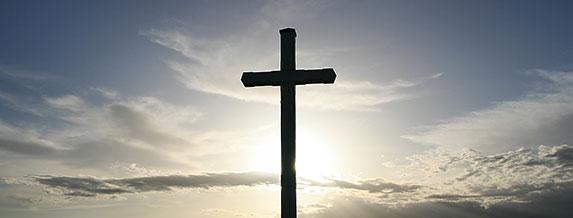 Gebets- und Segnungsdienst - Button